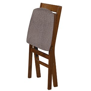 Model 165 Classic Slat Back Folding Chair