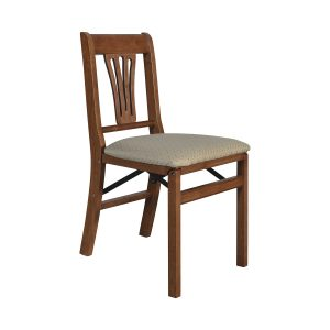 Model 190 Urn Back Folding Chair