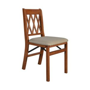 Model 225 Lattice Back Folding Chair