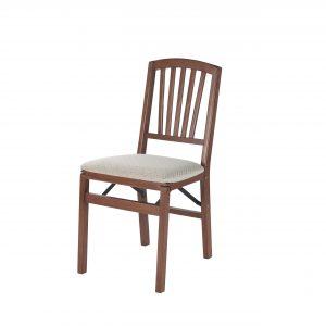 Model 410 Slat Back Folding Chair
