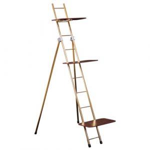 Ladder Rack Base (No extension or Shelves)