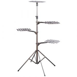 Adjustable Deluxe Combo Stand Value Bundle