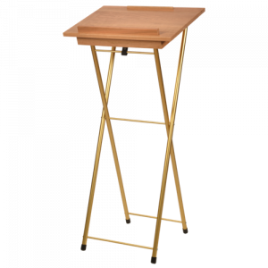 Stand for Deluxe Folding Register Stand