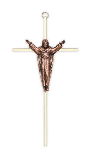 Traditional Risen Christ  Crucifix