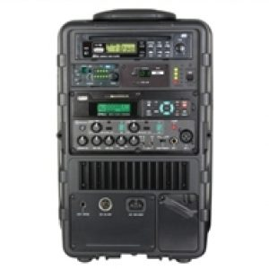 MA 505 Portable Wireless PA System