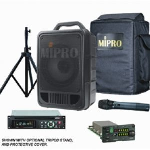 MA-707  Portable Wireless PA System