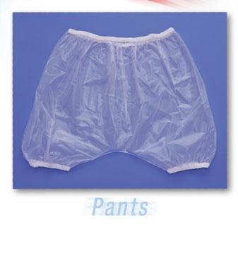 Clear Pants