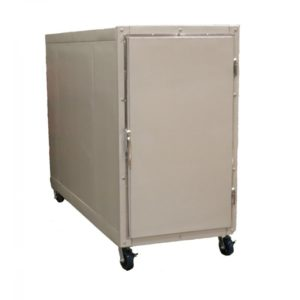 3 Body Extra Wide Upright Mortuary Cooler