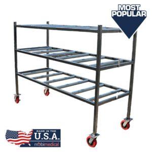 Steel End Loading Roller Rack