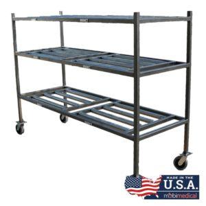 Steel Side Loading Roller Rack