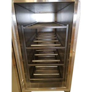 4 Body Upright Mortuary Cooler