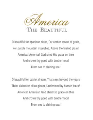 American Pride Service Record