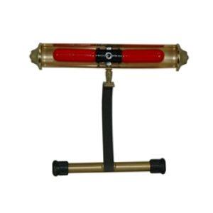 Brass Casket Facial Lamp
