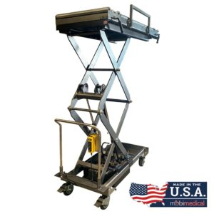 Heavy Duty Battery Powered Scissor Lift