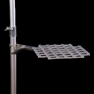 Pole Rack Platform Shelf